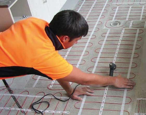 Electric Underfloor Heating Floor Heating Carman Heating